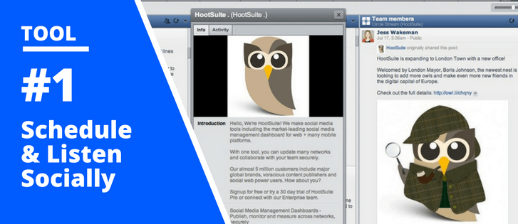Hootsuite, Buffer App